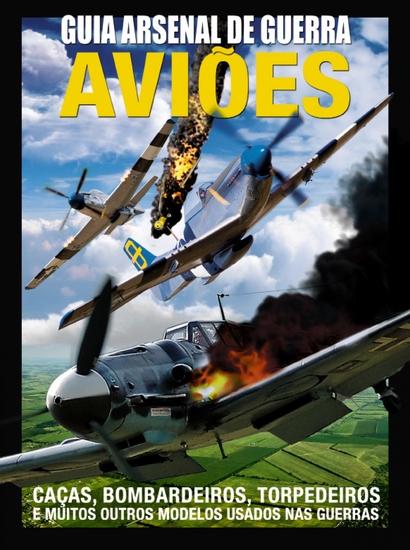 Aviões - Guia Arsenal de Guerra - cover