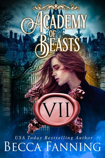 Academy Of Beasts VII - cover