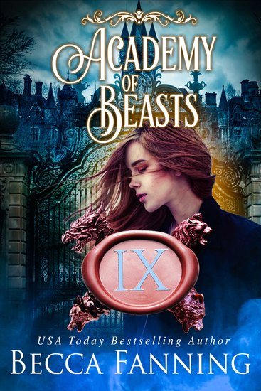 Academy Of Beasts IX - cover