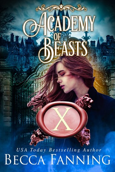 Academy Of Beasts X - cover