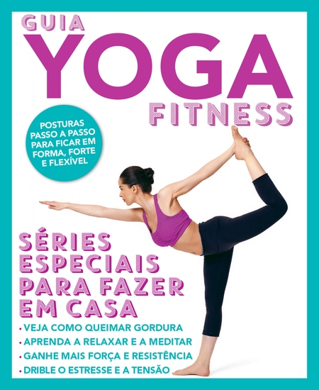 Guia Yoga Fitness - cover