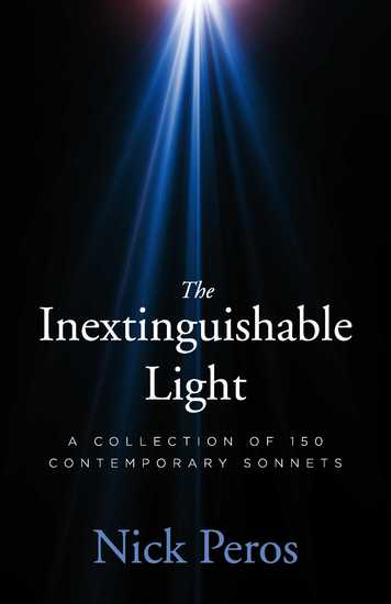 The Inextinguishable Light - A Collection of 150 Contemporary Sonnets - cover
