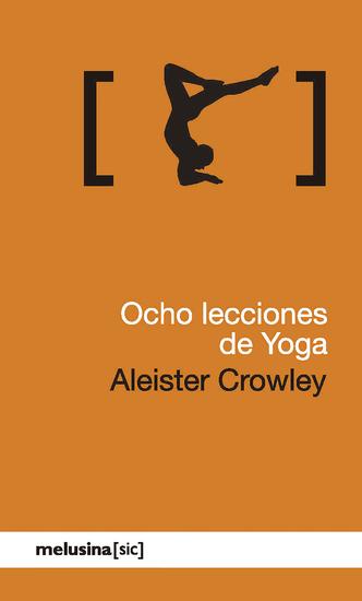Ocho lecciones de yoga - cover