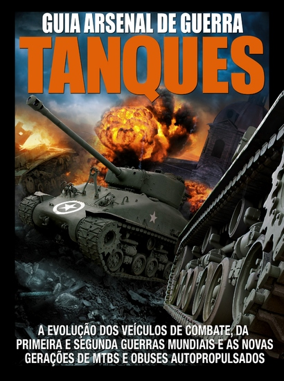Tanques - Guia Arsenal de Guerra - cover