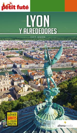 Lyon y alrededores - cover
