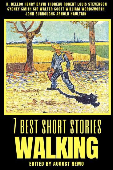 7 best short stories - Walking - cover