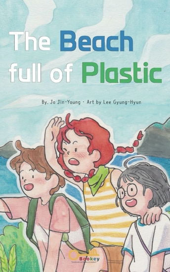 The Beach Full of Plastic - cover