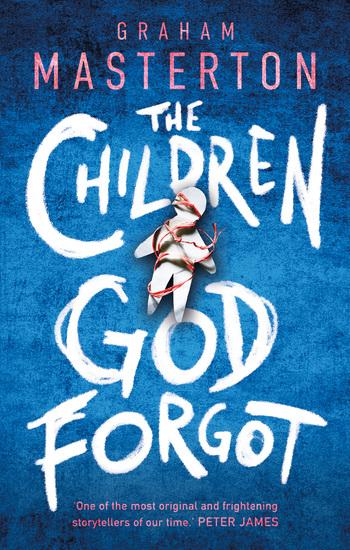The Children God Forgot - cover