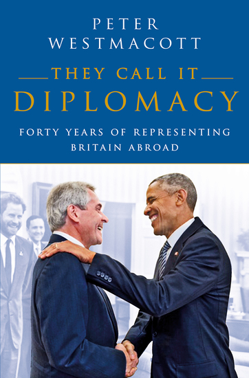 They Call It Diplomacy - cover