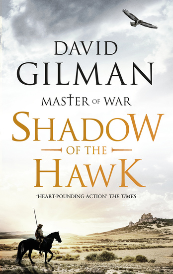Shadow of the Hawk - cover
