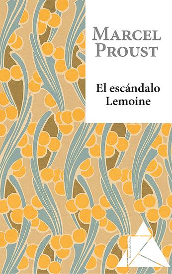 El escándalo Lemoine - cover