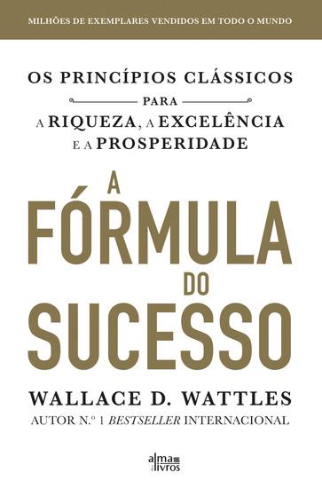 A Fórmula do Sucesso - cover