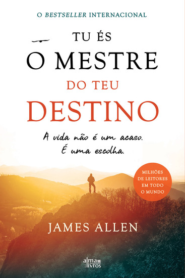 Tu és o Mestre do teu Destino - cover