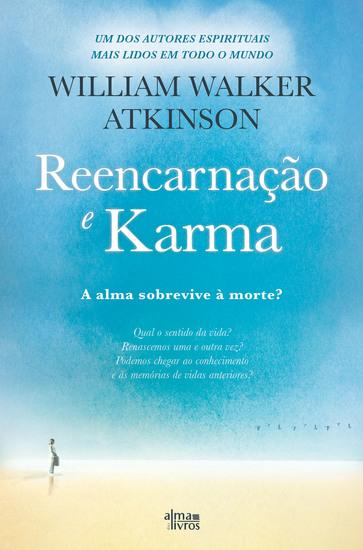 Reencarnação e Karma - cover