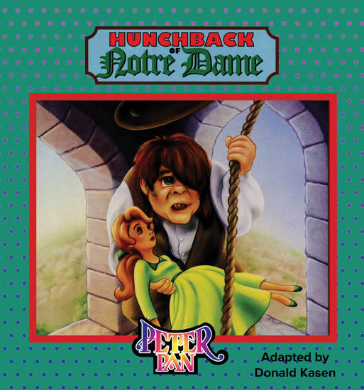 Hunchback of Notre Dame - cover