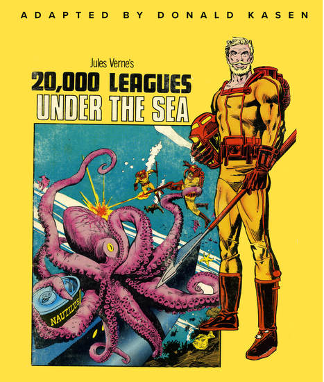 20000 Leagues Under the Sea - cover