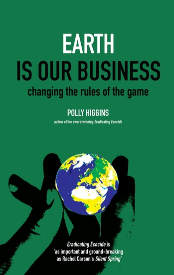 Earth Is Our Business - cover