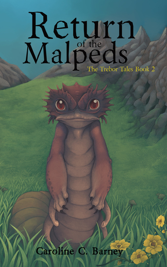 Return of the Malpeds - cover
