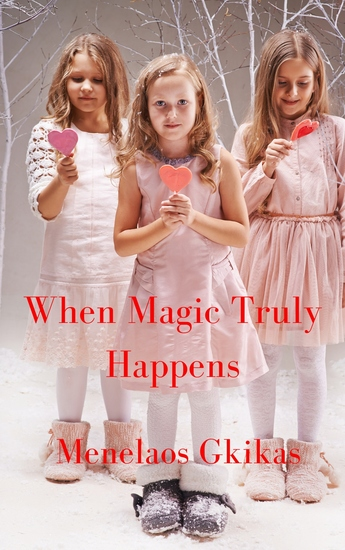 When Magic Truly Happens - cover