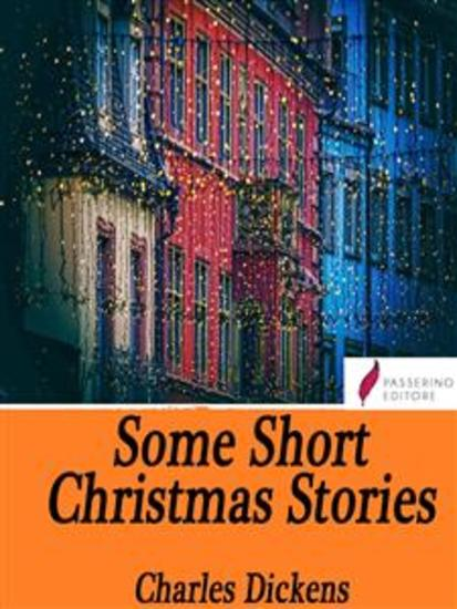 Some Short Christmas Stories - cover