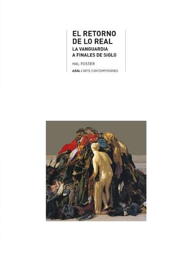 El retorno de lo real - El futuro empieza hoy - cover