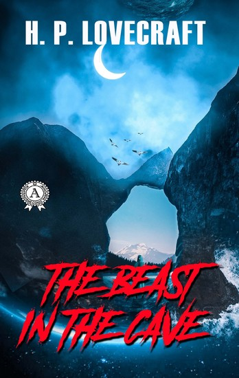 The Beast in the Cave - cover