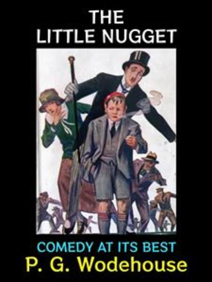 The Little Nugget - Comedy at its Best - cover