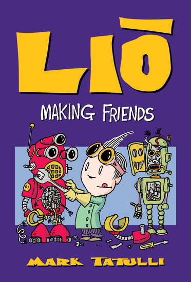 Lio: Making Friends - cover