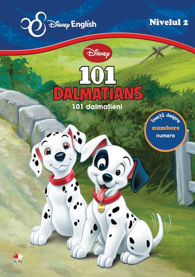 101 Dalmatieni 101 Dalmatians Povesti Bilingve - cover