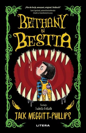 Bethany si bestia vol 1 - cover