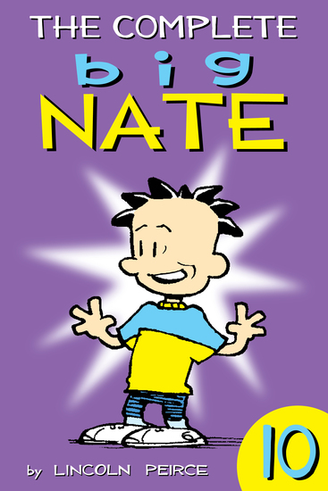The Complete Big Nate: #10 (PagePerfect NOOK Book) - cover