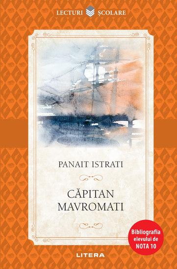 Capitan Mavromati - cover