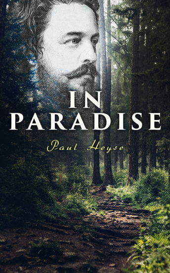 In Paradise - A Novel from the Laureate of Nobel Prize in Literature - cover