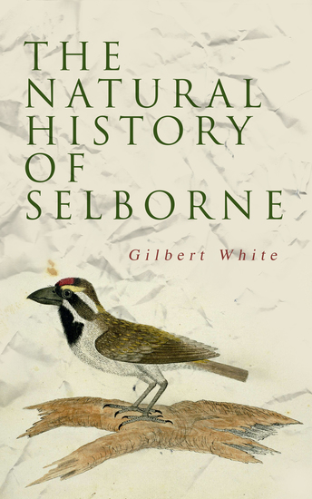 The Natural History of Selborne - cover