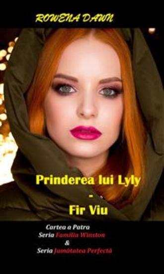 Prinderea lui Lily - Fir viu - cover