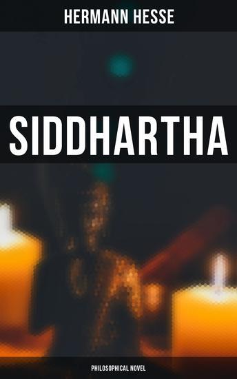 Siddhartha (Philosophical Novel) - cover
