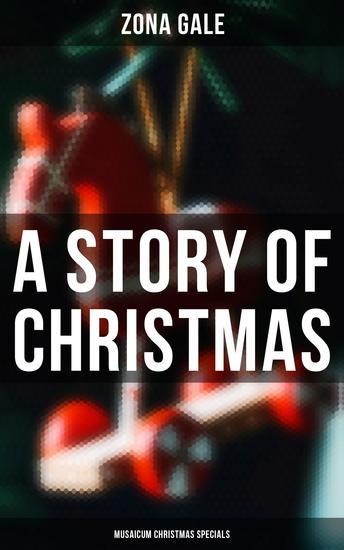 A Story of Christmas (Musaicum Christmas Specials) - cover
