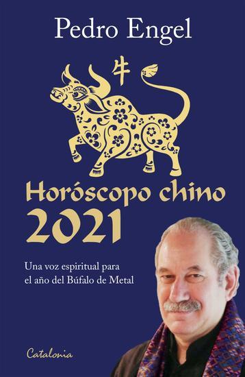 Horóscopo chino 2021 - Año del Buey de Metal - cover