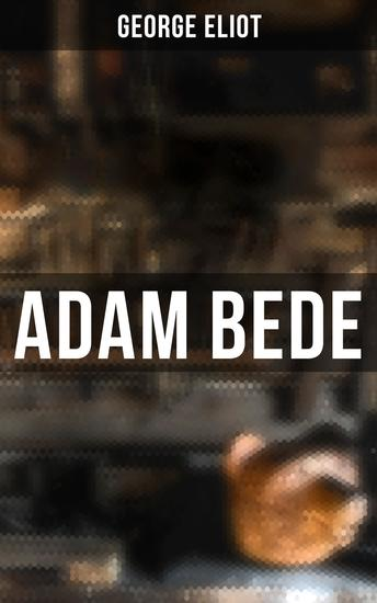 Adam Bede - cover