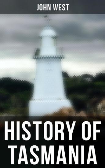 History of Tasmania - cover