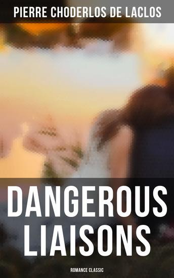 Dangerous Liaisons (Romance Classic) - cover