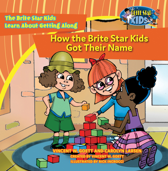 How the Brite Star Kids Got Their Name - cover