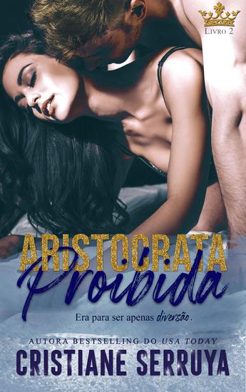 Aristocrata Proibida - cover