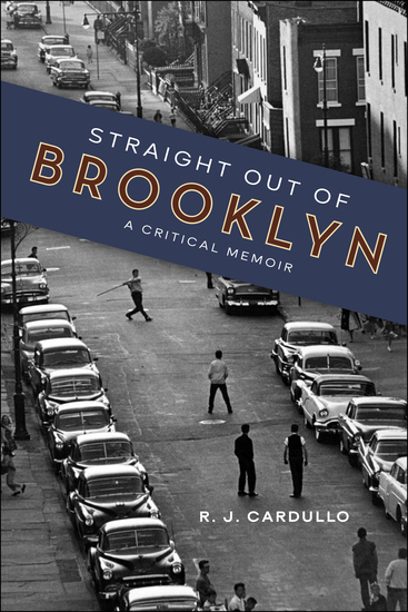 Straight Out of Brooklyn - A Critical Memoir - cover