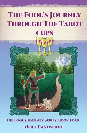 The Fool's Journey Through The Tarot Cups - cover