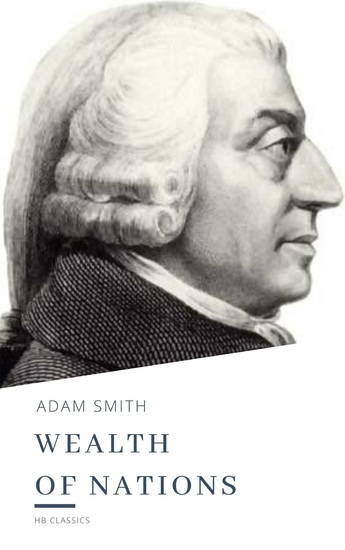 The Wealth of Nations - cover