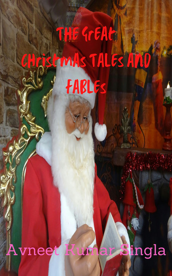 The Great Christmas Tales and Fables - cover