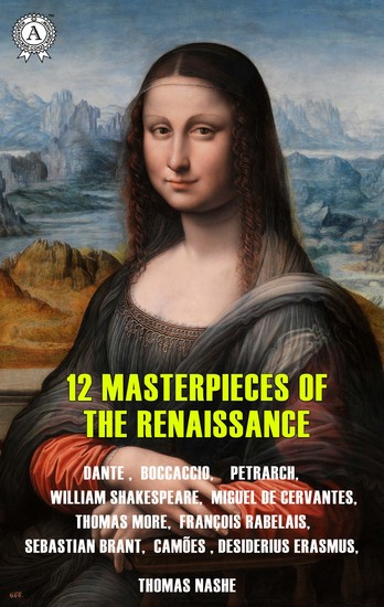 12 Masterpieces of the Renaissance - cover