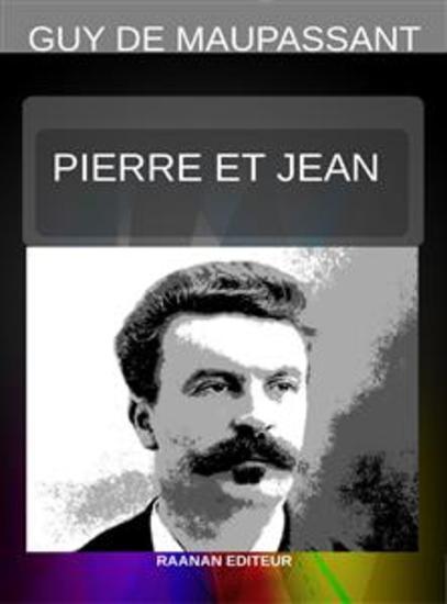 Pierre et Jean  EN  - cover