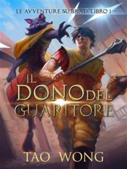 Il Dono Del Guaritore - Una Saga Letteraria Rpg - cover